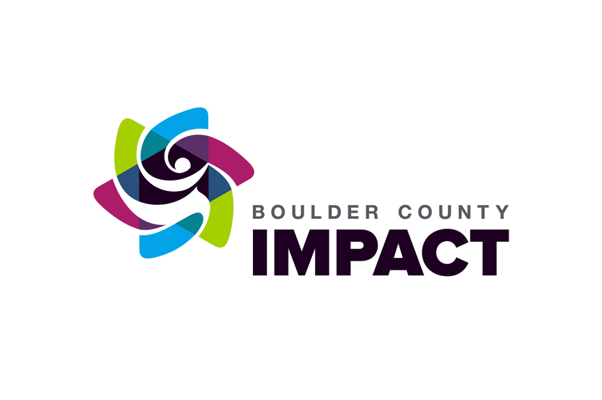 Boulder County IMPACT: Brand + Website Redesign   Current